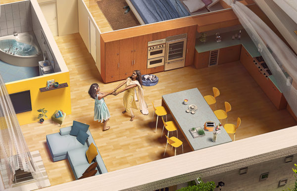 Casement Window Detail- Lamano Studio - Foods - Photography - Post Production - Illustration - Animation - CGI - Character Design - Craft - Lamano Studio - Photography - Post Production - Illustration - Animation - CGI - Character Design - Craft