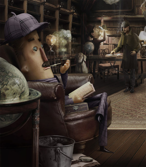 Sherlock-Holmes-01-Lamano-Studio-Animation-CGI-Character-Design-Craft-Illustration-Photography-Post-Production
