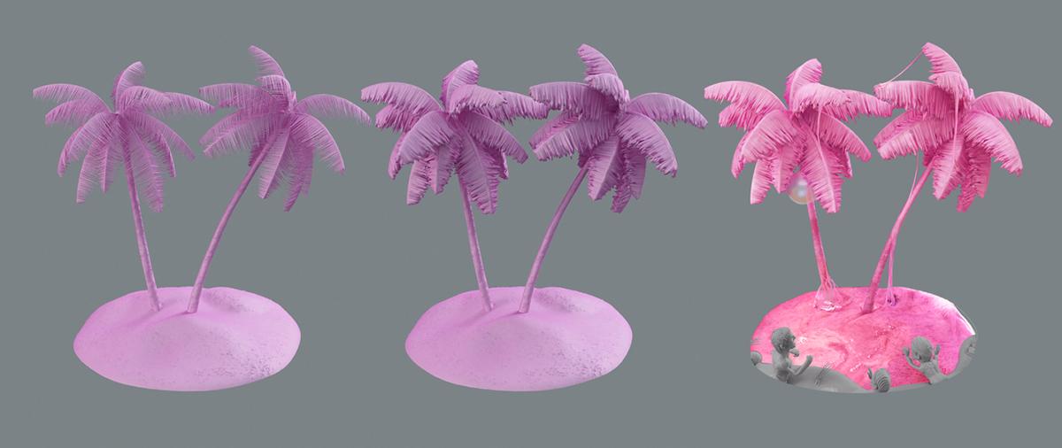 Lamano Studio - Chipikona - Test Material Gum
