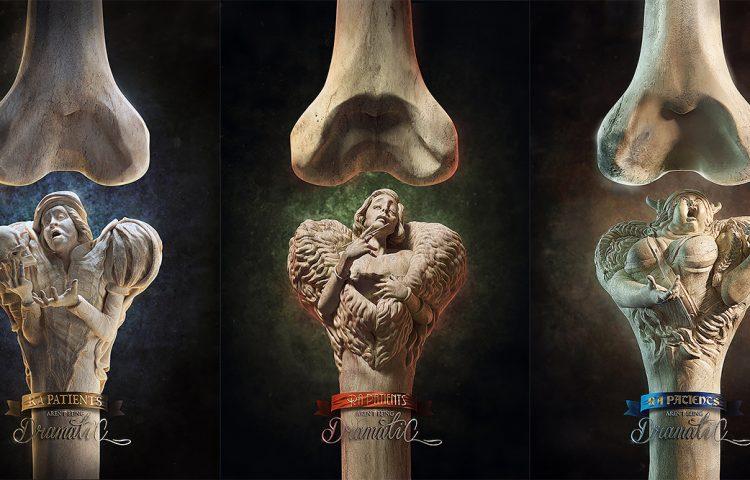 RA Bones Campaign - Lamano Studio