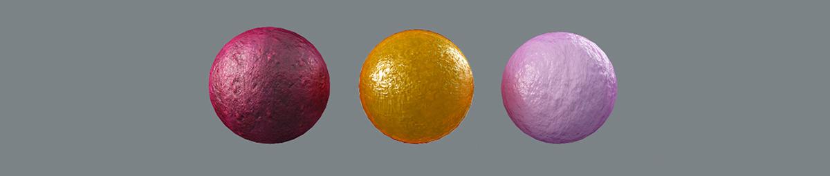 Lamano Studio - Chipikona - Test Material Chili - Candy - Gum